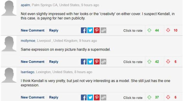 Kendall Jenner lên bìa Vogue, ai dè bị chê tới tấp: Mặt vô hồn, dáng kỳ lạ dìm cả body đến mức bị chê người mẫu tệ nhất lịch sử - Ảnh 5.