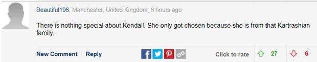 Kendall Jenner lên bìa Vogue, ai dè bị chê tới tấp: Mặt vô hồn, dáng kỳ lạ dìm cả body đến mức bị chê người mẫu tệ nhất lịch sử - Ảnh 6.