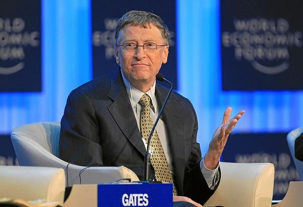 Điểm danh khối tài sản khủng của Bill Gates - Ảnh 2.