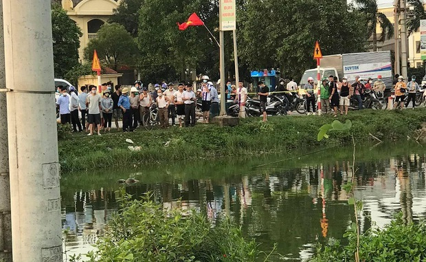 Thông tin đáng thương về thi thể nổi trên mặt ao trước KCN Phú Nghĩa - Ảnh 1.