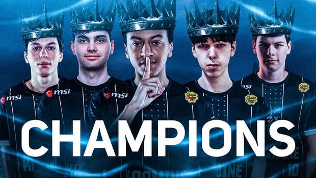 Vô địch giải hạng 2 châu Âu, team LMHT được đích thân tổng Pháp gửi lời chúc: Các bạn đã làm rạng danh nước nhà - Ảnh 2.
