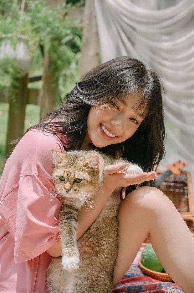 Rước đôi mèo khủng có giá gần 200 trăm triệu, Linh Ngọc Đàm chứng tỏ không chỉ yêu thú cưng mà còn rất giàu có và chịu chi! - Ảnh 6.