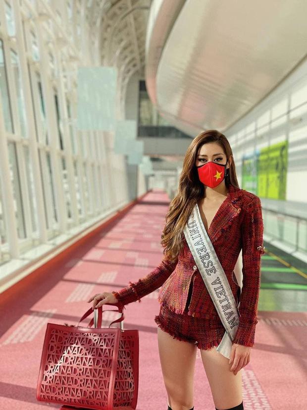 Thu Minh chỉ Khánh Vân cách hô tên bao đậu ở Miss Universe, đảm bảo cuốn bay tất cả mọi thứ! - Ảnh 1.