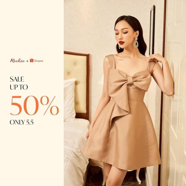 """Loạt shop thời trang rần rần sale 5/5: Giảm đến 50%, chị em nhanh """"chốt đơn"""" đồ hè xinh xẻo giá hời - Ảnh 19."""