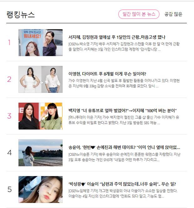 Hot nhất Naver: Sau gần 1 tháng bạn trai vướng drama bị Seo Ye Ji điều khiển, sao nữ Hạ Cánh Nơi Anh đã có động thái đầu tiên - Ảnh 4.