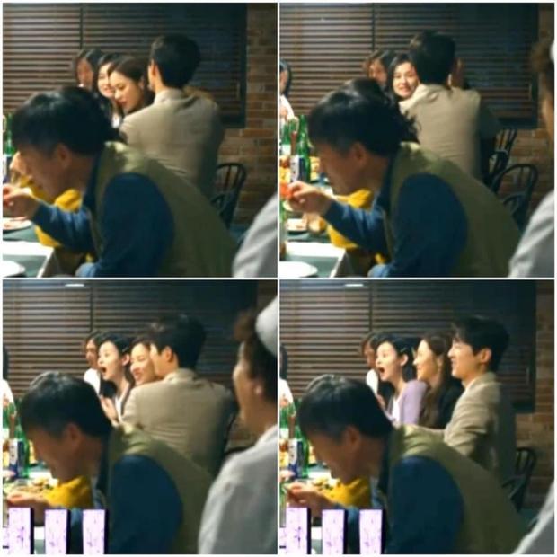 Tan chảy với loạt hậu trường ngọt lịm của Song Joong Ki và bạn gái ở Vincenzo, netizen rần rần ở ngoài tình hơn cả phim - Ảnh 3.