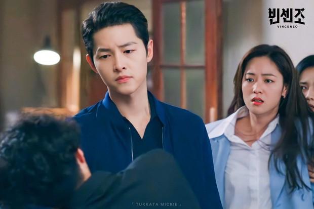 Sau Song Hye Kyo, nữ chính Vincenzo là người được Song Joong Ki công khai tỏ tình cực ngọt - Ảnh 5.