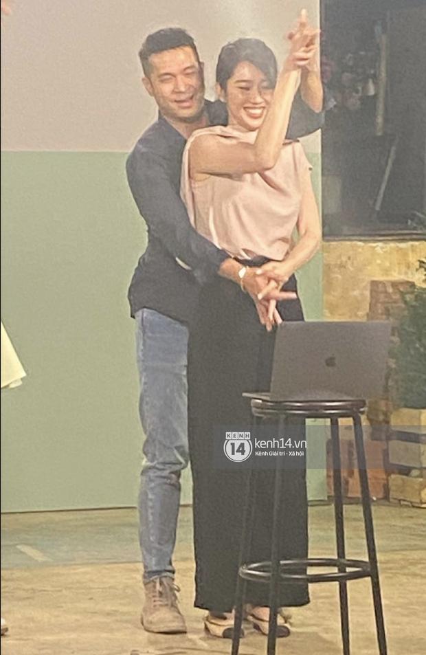 Trương Thế Vinh và Thuý Ngân từng lộ cả tá hint hẹn hò, tình tứ thế này không khéo trở thành Monday Couple Running Man - Ảnh 8.