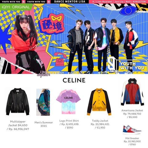 Netizen đồn đoán Lisa mua loạt hàng hiệu cả trăm triệu đồng cho học trò, tất cả bởi 1 lý do khó đỡ - Ảnh 3.