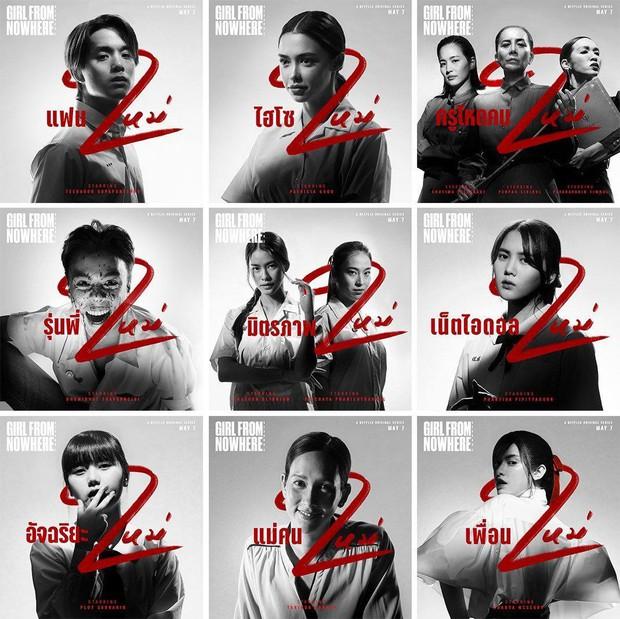 Bom tấn kinh dị 18+ Girl From Nowhere 2 nhá hàng loạt tình tiết gây sốc trước giờ G - Ảnh 8.