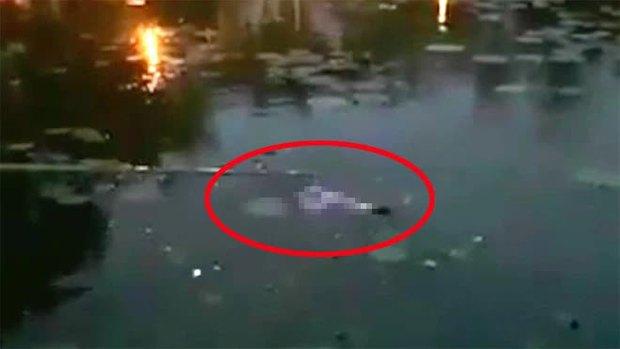 Hà Nội: Phát hiện thi thể nữ sinh viên Học viện Nông nghiệp nổi trên hồ nước, nghi tự tử do mới chia tay người yêu - Ảnh 1.