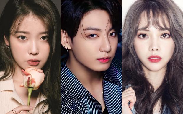 IU và Brave Girls được dự đoán thống trị BXH MelOn 2021, Knet nhắc nhở: Chẳng qua BTS chưa comeback thôi! - Ảnh 1.