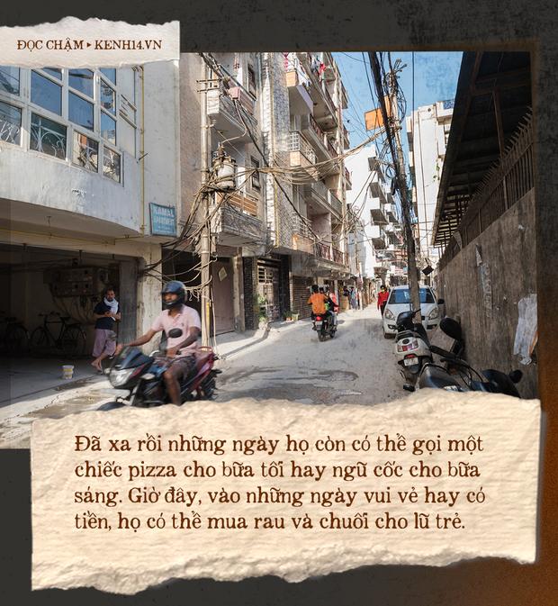 Bên bờ vực nghèo đói: Giới trung lưu Ấn Độ chìm trong sự cùng cực vì đại dịch - Ảnh 4.