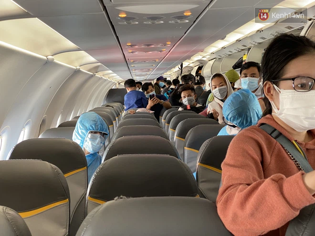TP.HCM cách ly 2 sinh viên đi cùng chuyến bay với ca mắc Covid-19 ở Đồng Nai - Ảnh 1.