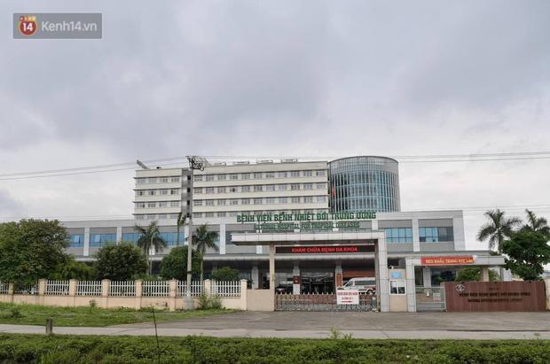 NÓNG: Phong toả Bệnh viện Bệnh Nhiệt đới Trung ương cơ sở 2 - Ảnh 2.