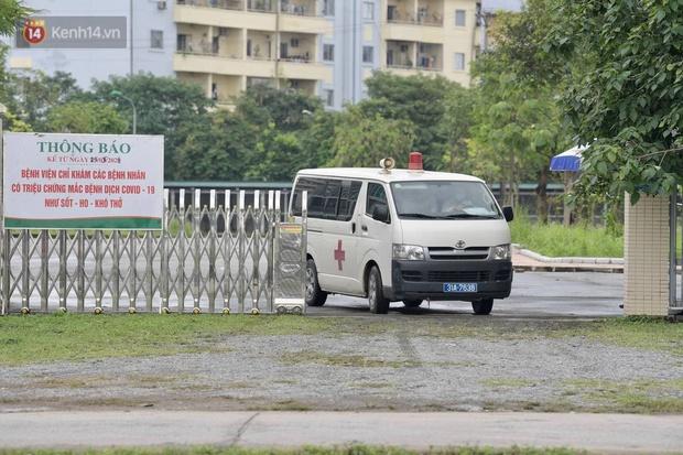 NÓNG: Phong toả Bệnh viện Bệnh Nhiệt đới Trung ương cơ sở 2 - Ảnh 6.
