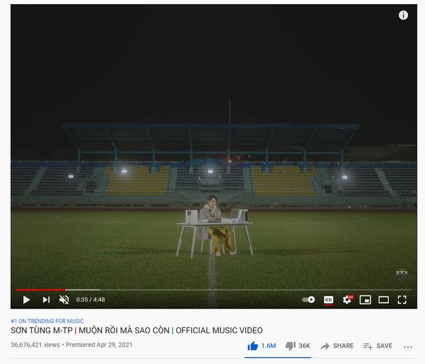 Nữ tân binh Vpop tung MV cùng ngày Sơn Tùng comeback và cái kết lượt view chỉ bằng 1/36! - Ảnh 4.