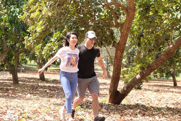 Trương Thế Vinh và Thuý Ngân từng lộ cả tá hint hẹn hò, tình tứ thế này không khéo trở thành Monday Couple Running Man - Ảnh 15.