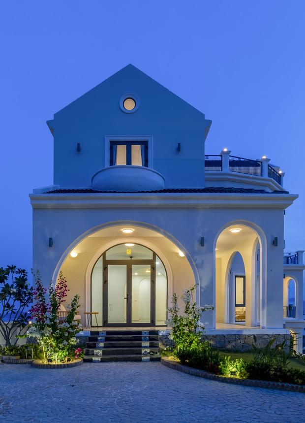 Vợ chồng Hà Nội về Nha Trang tránh dịch, xây biệt thự hướng biển tuyệt đẹp trên mảnh đất 590m2 - Ảnh 3.