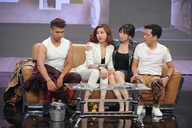 Trương Thế Vinh và Thuý Ngân từng lộ cả tá hint hẹn hò, tình tứ thế này không khéo trở thành Monday Couple Running Man - Ảnh 21.