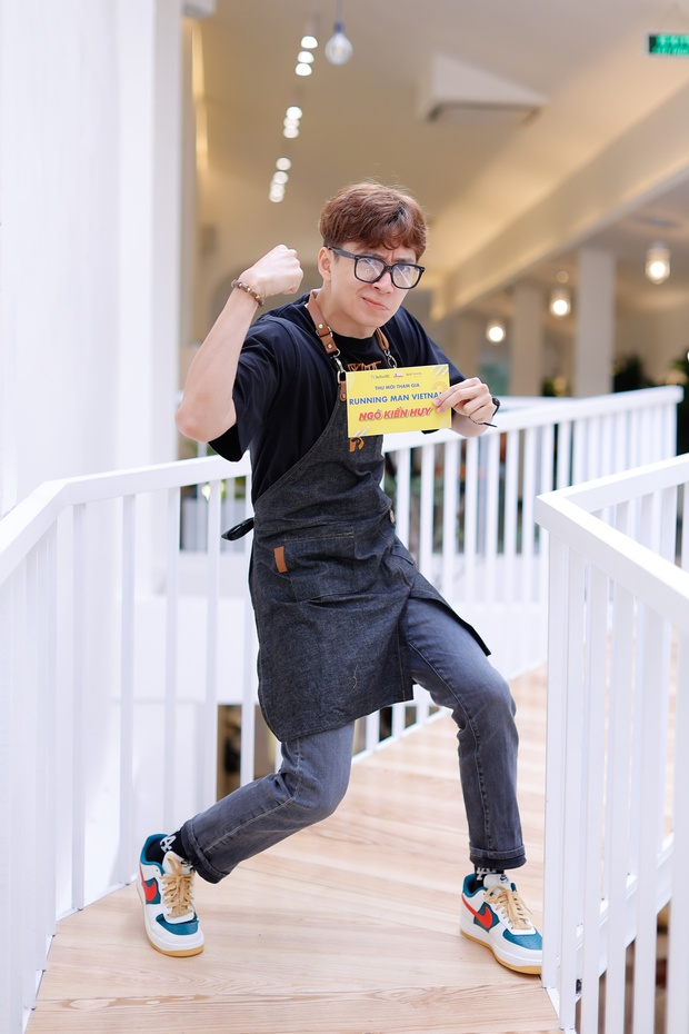 Ngô Kiến Huy được công bố là thành viên thứ 8 của Running Man mùa 2! - Ảnh 2.