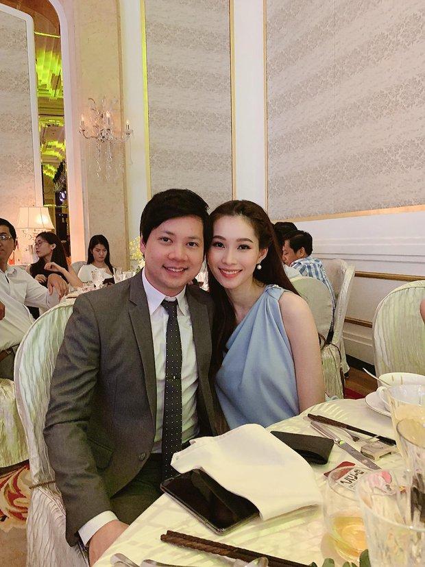 Chồng đại gia của Hoa hậu Đặng Thu Thảo bất ngờ chia sẻ: Ly hôn không phải thất bại, mà cả hai đã cùng cố gắng - Ảnh 1.