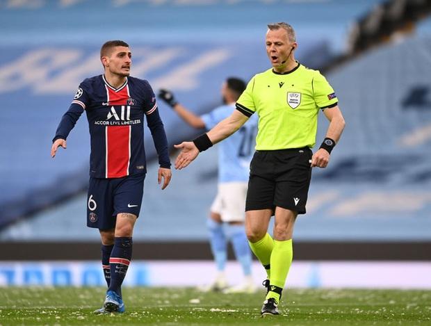 Mahrez lập cú đúp, Man City vượt qua PSG để tiến vào chung kết Champions League - Ảnh 1.