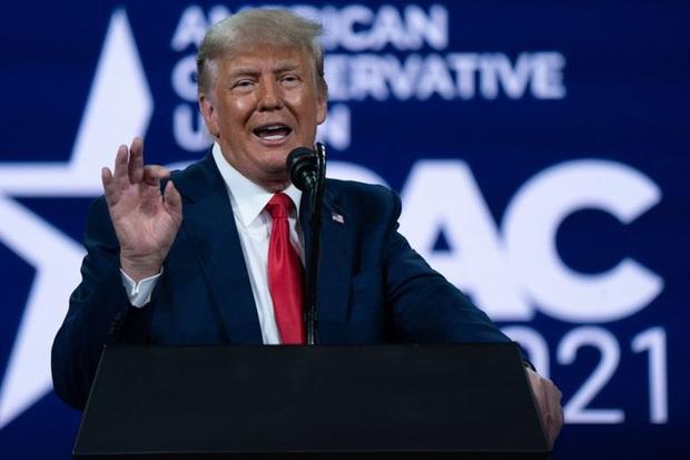 """Ông Donald Trump ra mắt kênh tương tác """"thách thức"""" Facebook - Ảnh 1."""