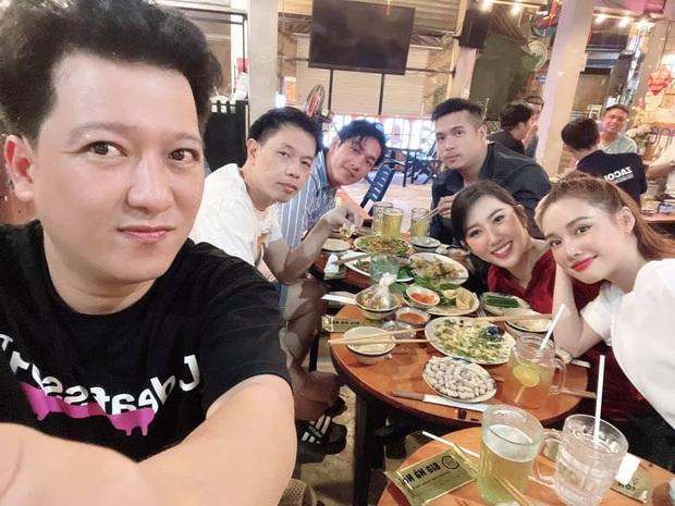 Trương Thế Vinh và Thuý Ngân từng lộ cả tá hint hẹn hò, tình tứ thế này không khéo trở thành Monday Couple Running Man - Ảnh 6.