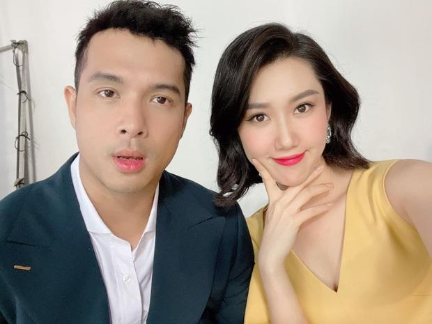 Trương Thế Vinh và Thuý Ngân từng lộ cả tá hint hẹn hò, tình tứ thế này không khéo trở thành Monday Couple Running Man - Ảnh 10.