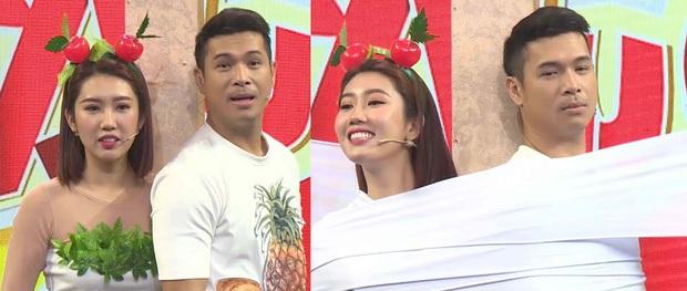 Trương Thế Vinh và Thuý Ngân từng lộ cả tá hint hẹn hò, tình tứ thế này không khéo trở thành Monday Couple Running Man - Ảnh 18.