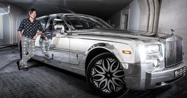 Huyền thoại tài phiệt mua 30 chiếc Rolls-Royce hơn 460 tỷ, cưng vợ siêu mẫu kém 30 tuổi như bà hoàng và cái kết bất ngờ vì vỡ nợ - Ảnh 12.