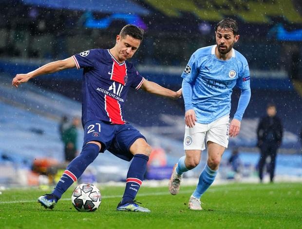 Mahrez lập cú đúp, Man City vượt qua PSG để tiến vào chung kết Champions League - Ảnh 4.