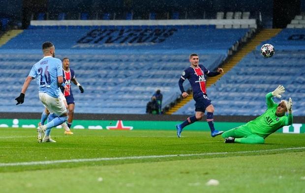 Mahrez lập cú đúp, Man City vượt qua PSG để tiến vào chung kết Champions League - Ảnh 5.