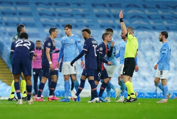 Mahrez lập cú đúp, Man City vượt qua PSG để tiến vào chung kết Champions League - Ảnh 6.