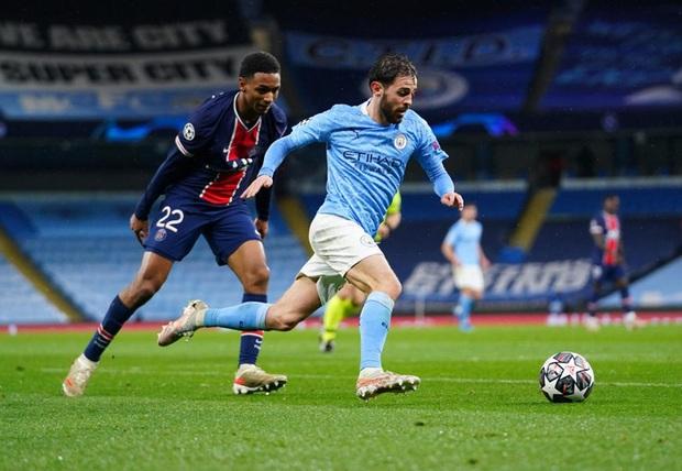 Mahrez lập cú đúp, Man City vượt qua PSG để tiến vào chung kết Champions League - Ảnh 7.