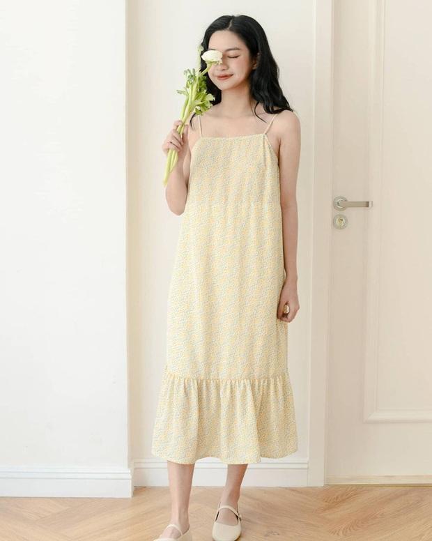 HH Kỳ Duyên mới đổi kiểu váy hai dây: Diện lên hình sống ảo xinh ngây ngất và còn tiết lộ luôn chỗ mua - Ảnh 7.