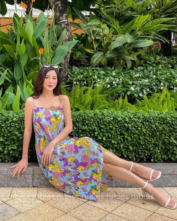 HH Kỳ Duyên mới đổi kiểu váy hai dây: Diện lên hình sống ảo xinh ngây ngất và còn tiết lộ luôn chỗ mua - Ảnh 11.