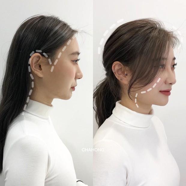 Gái Hàn có một chiêu vuốt tóc mái rất hay, buộc theo kiểu nào cũng sang như tiểu thư trâm anh - Ảnh 6.