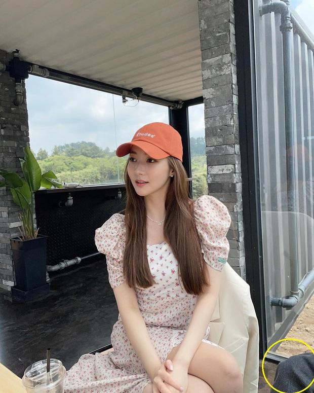 Cặp đôi Thư Ký Kim Park Seo Joon - Park Min Young bị soi hint hẹn hò qua... chiếc quần: Quá lộ hay chỉ trùng hợp đây? - Ảnh 2.