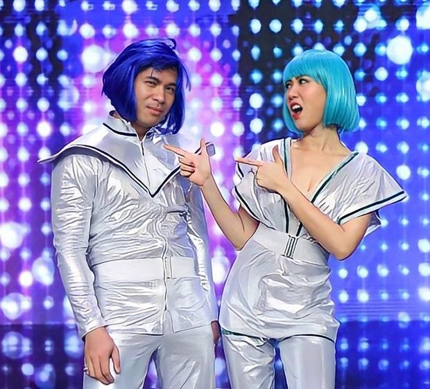 Trương Thế Vinh và Thuý Ngân từng lộ cả tá hint hẹn hò, tình tứ thế này không khéo trở thành Monday Couple Running Man - Ảnh 19.