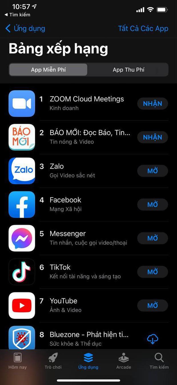 Top 1 App Store gọi tên ứng dụng gây ám ảnh nhất mùa Covid, xoá đi bao lần vẫn phải tải lại - Ảnh 1.