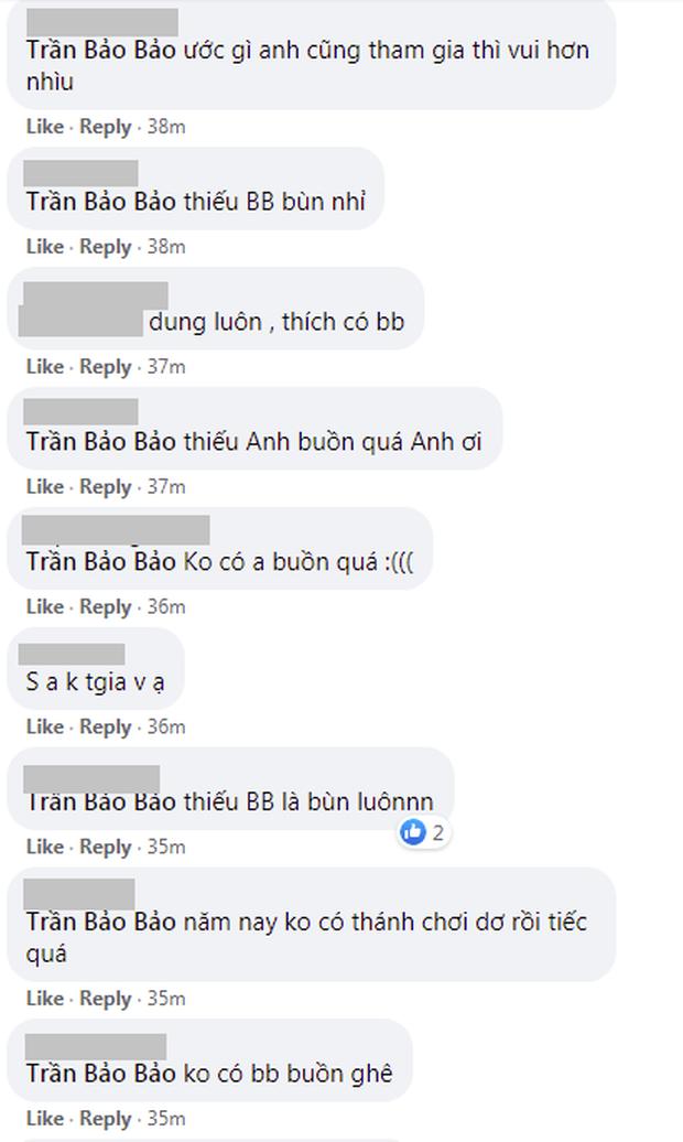 BB Trần hiến kế khi Ngô Kiến Huy thông báo trở lại Running Man, fan lại được một phen tiếc nuối - Ảnh 3.