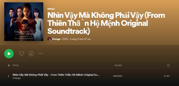 Ekip Thiên Thần Hộ Mệnh chính thức tung trọn bộ OST chỉ có Orange và Lena, phiên bản của Chi Pu cứ vậy chìm vào dĩ vãng? - Ảnh 2.