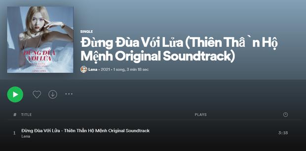 Ekip Thiên Thần Hộ Mệnh chính thức tung trọn bộ OST chỉ có Orange và Lena, phiên bản của Chi Pu cứ vậy chìm vào dĩ vãng? - Ảnh 3.