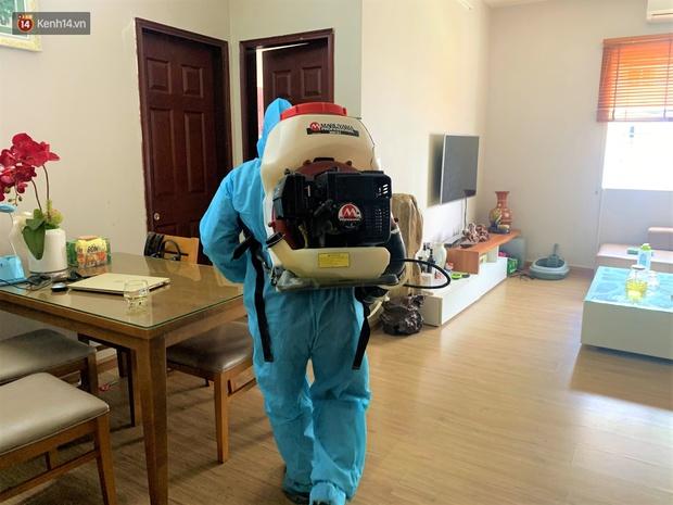 Đà Nẵng phong tỏa 1 chung cư, xét nghiệm 500 người vì liên quan đến ca dương tính với SARS-CoV-2 - Ảnh 10.
