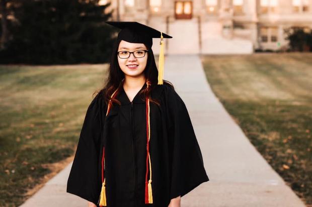 Choáng với loạt thành tích cực khủng của cháu gái Phạm Quỳnh Anh: 23 tuổi giật nhẹ 9 học bổng tiến sĩ - Ảnh 2.