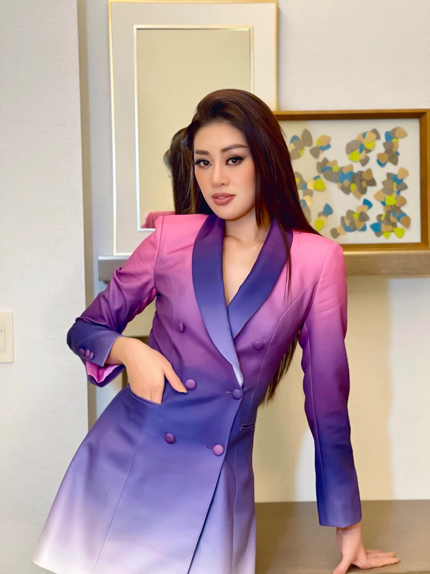 Vừa tới Mỹ thi Miss Universe, Khánh Vân đã bị chỉ trích vì bật khóc nức nở trên livestream và phải lên tiếng giải thích ngay - Ảnh 5.