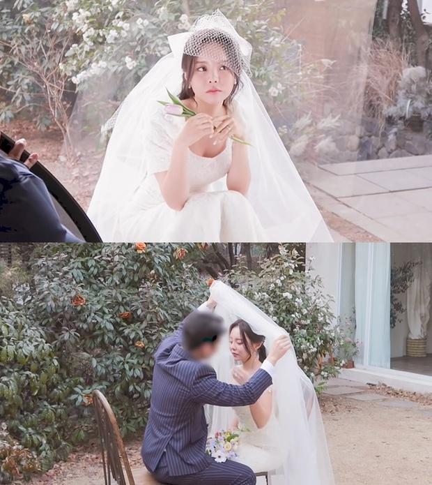 Đám cưới chị gái J-Hope: Dàn khách mời BTS visual đỉnh cao, riêng thành viên giàu nhất nhóm nhuộm tóc mới gây sốt - Ảnh 12.