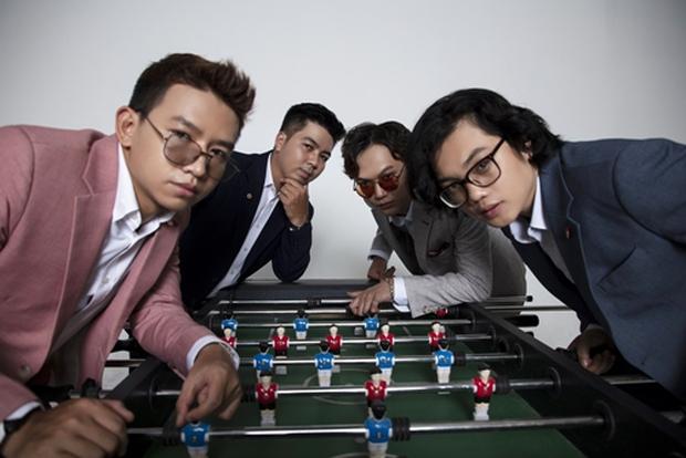 Đúng là hai tu duyên phận: Nhóm nhạc Việt ra MV thì đụng Sơn Tùng, ra album thì chạm Thiều Bảo Trâm? - Ảnh 2.